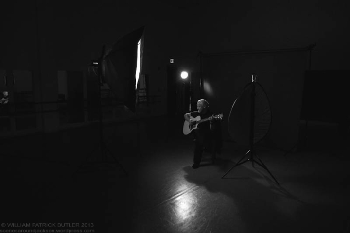 BTS with Martin Barre (3.27.13) (8 of 18)